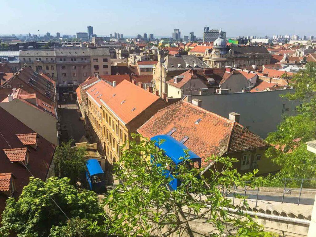 Catherine's Square Zagreb Croatia - what to see in zagreb croatia