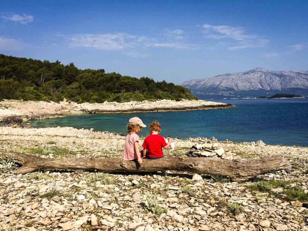 Peninsula Raznjic on Korcula - things to do