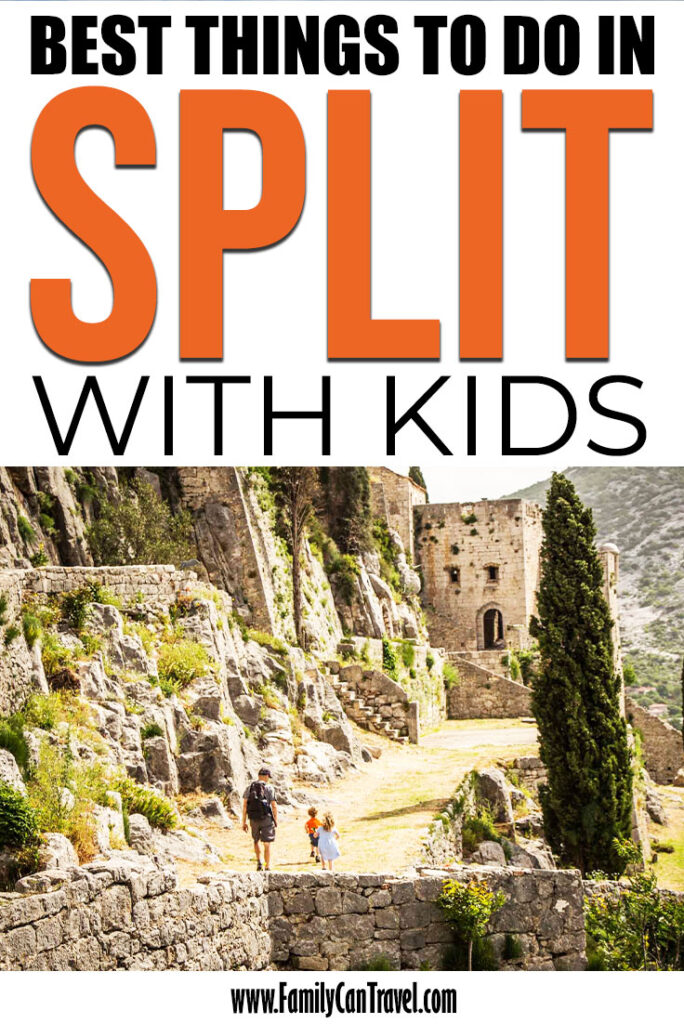 Best Things to do in Split with Kids