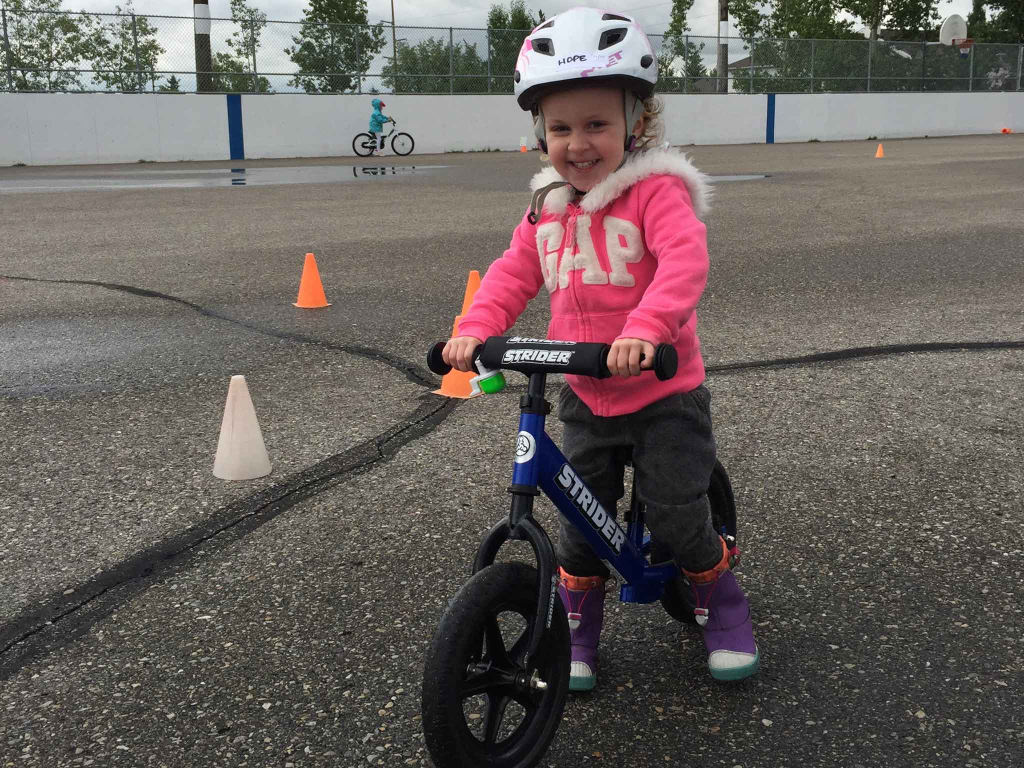 8 Tips to Encourage Your Child to Ride a Balance Bike