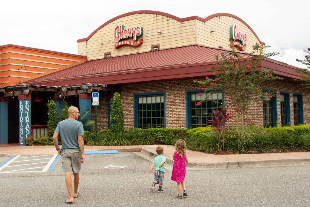 Where to eat in Orlando with kids