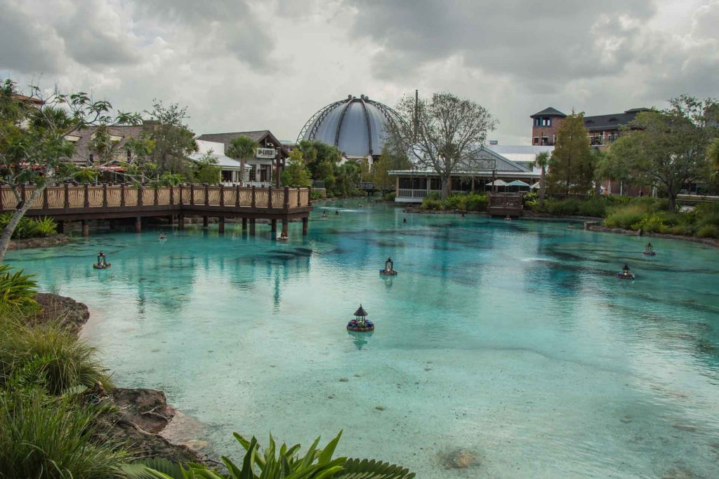 Things to do in Disney Springs Orlando with kids