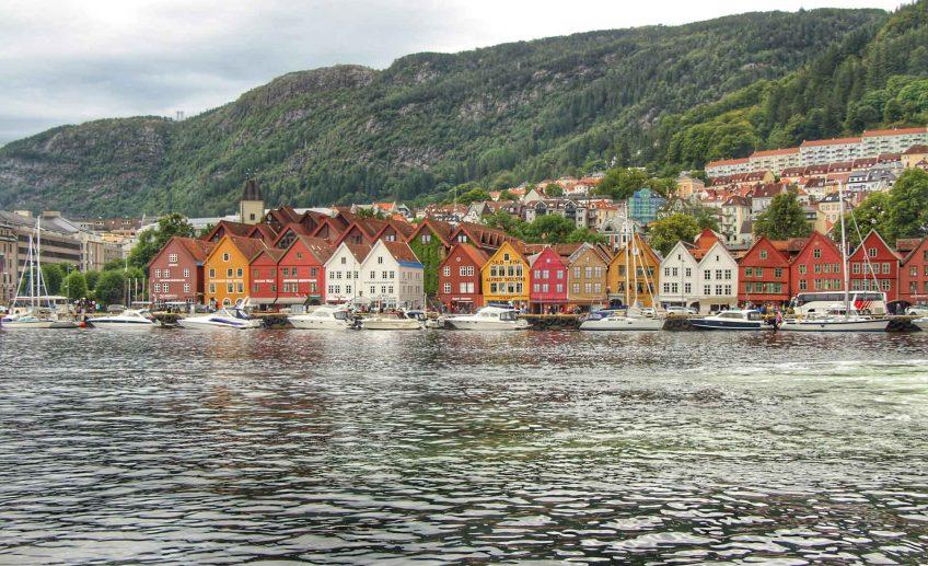 Bergen Norway with Kids