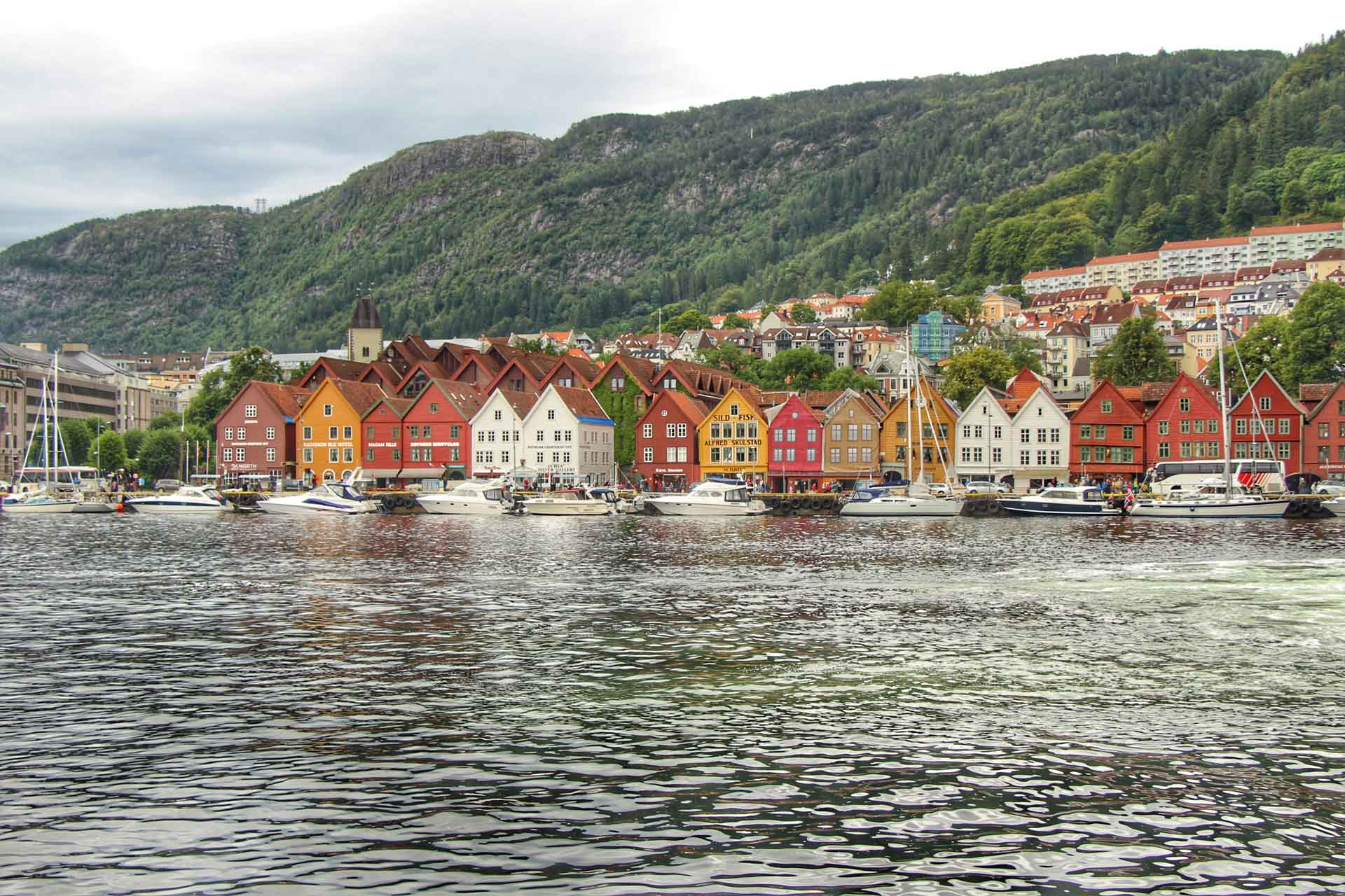 Bergen Norway with Kids