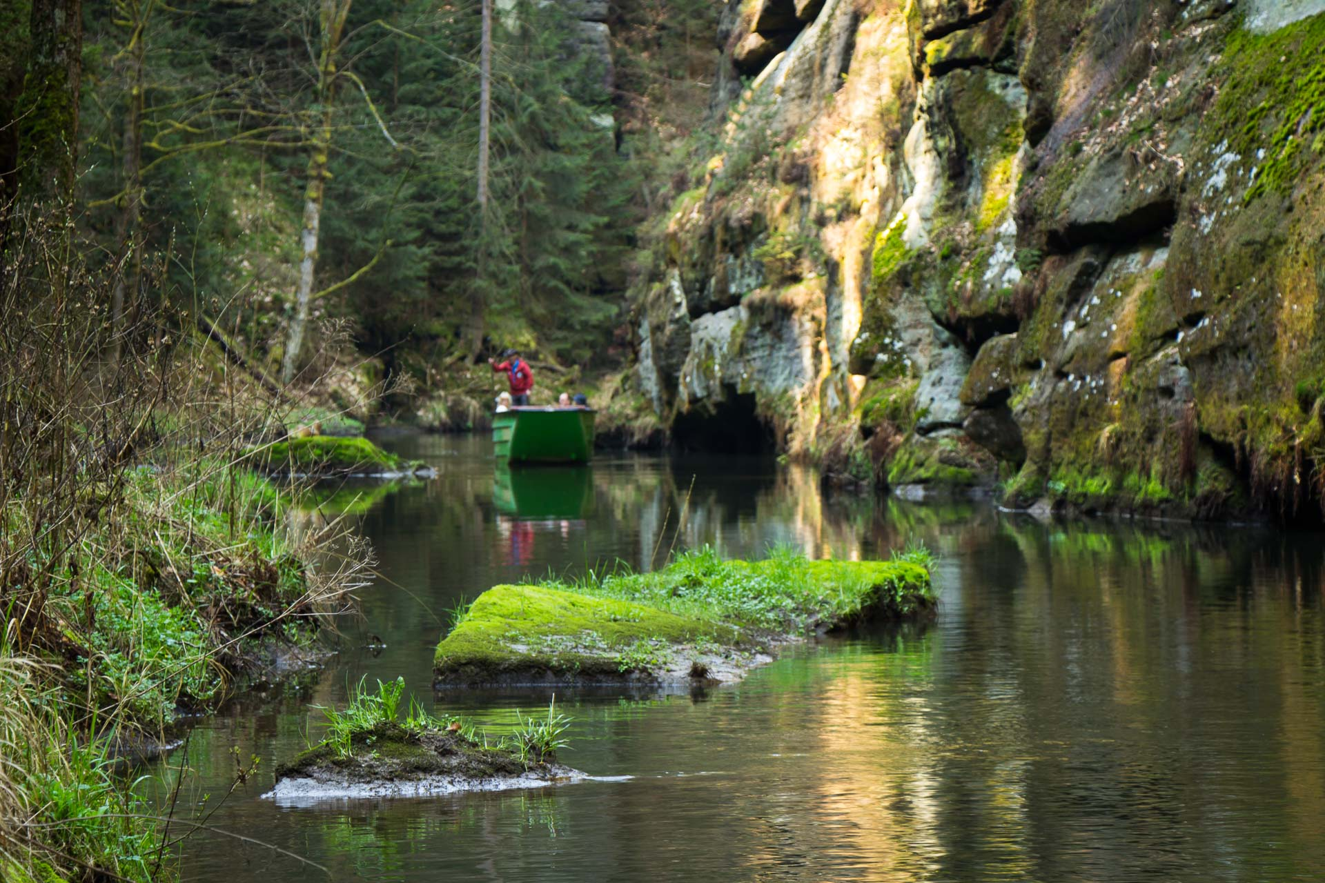 Bohemian Switzerland With Kids