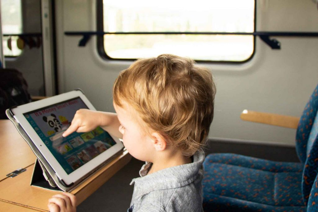 Can a toddler use the Epic reading app?