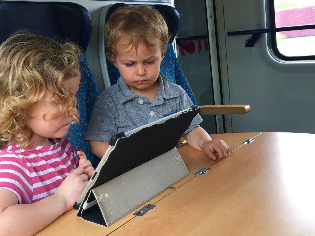 The Epic reading app has 40,000 children's books online