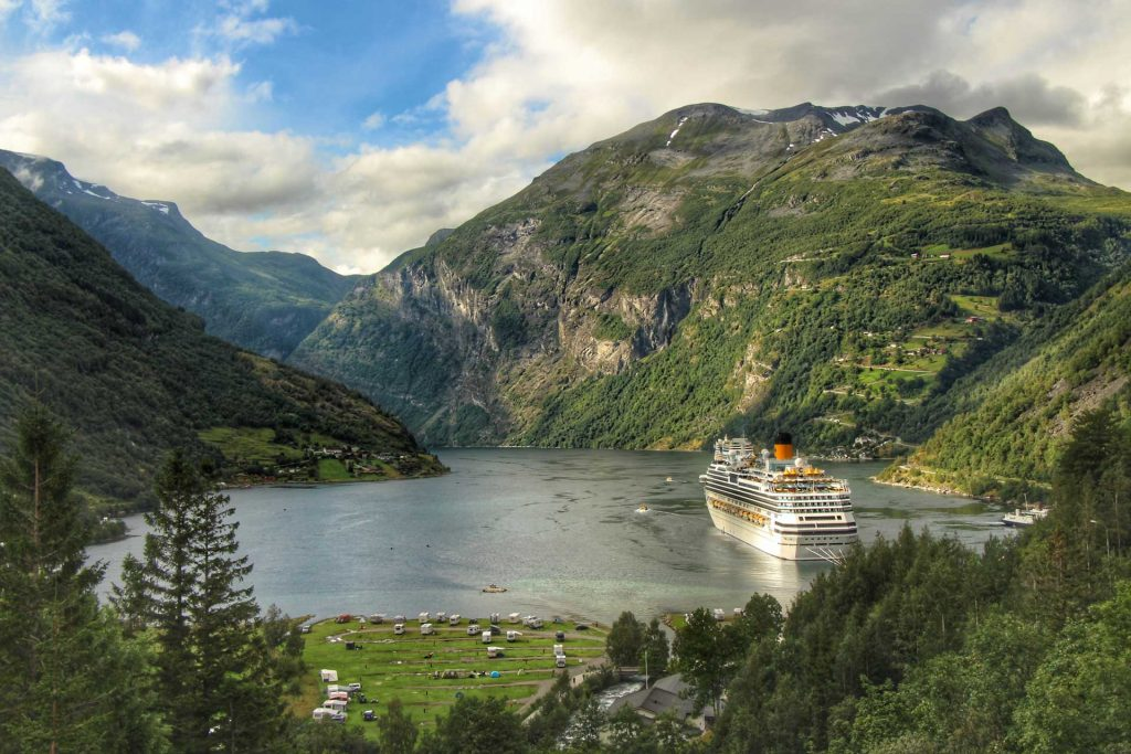 Norway travel cost is very expensive, but worth it