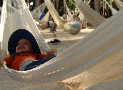 Xel-Ha Mexico with kids