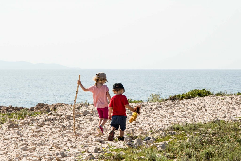Family Travel Korcula Croatia