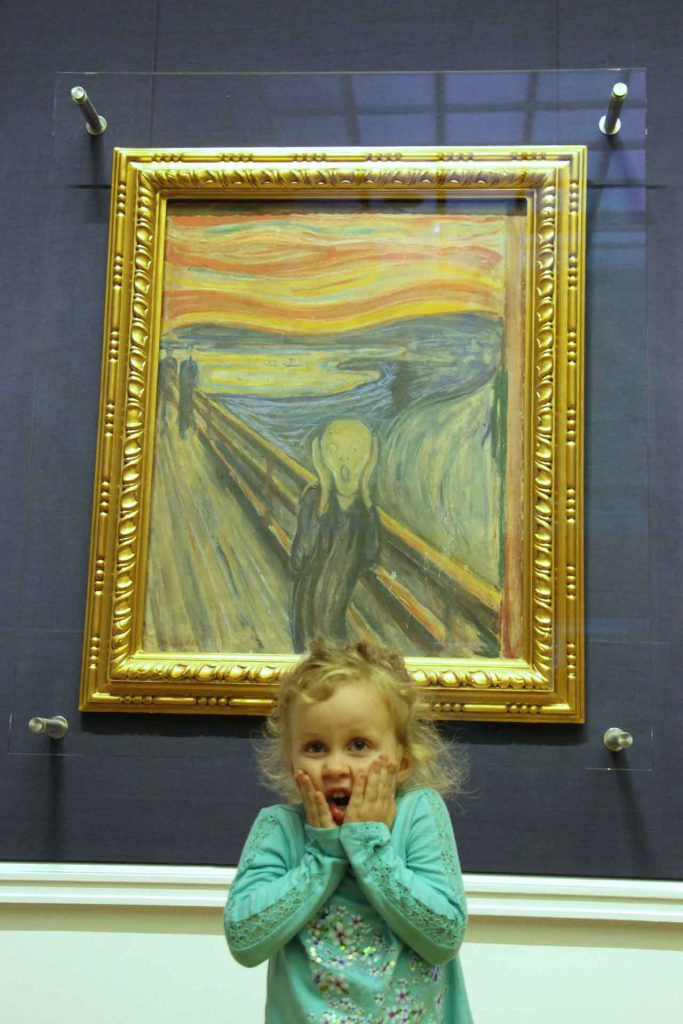 See the Scream with the Oslo Pass