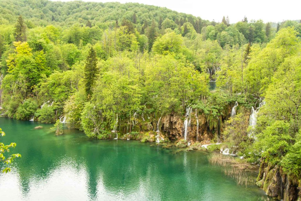 Tips for Plitvice Lakes with Kids