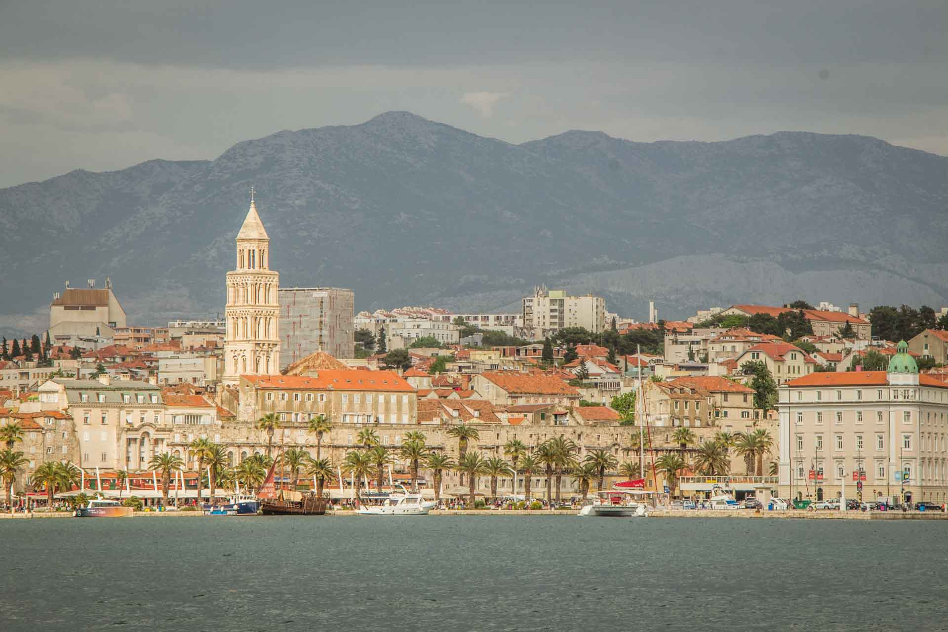 Split Croatia with Kids