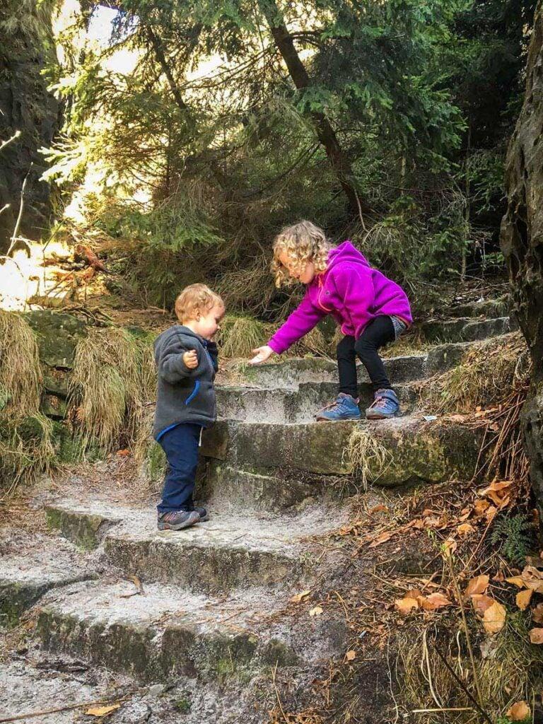 Visit Tisa Rocks with Kids