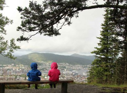 Bergen Norway with children