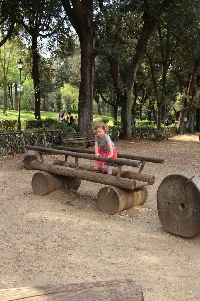 Villa Borghese Park Rome Italy Parks and Playgrounds