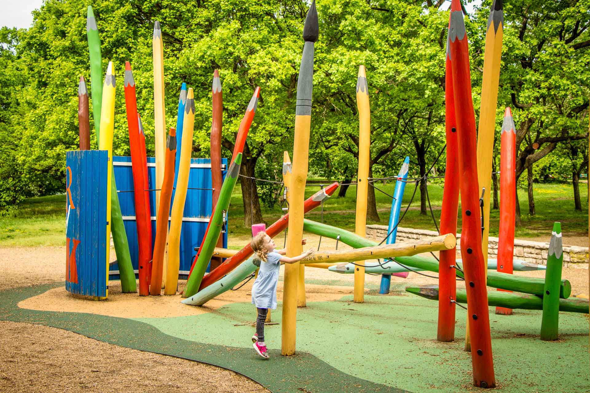 Budapest Family Friendly Walks Playground