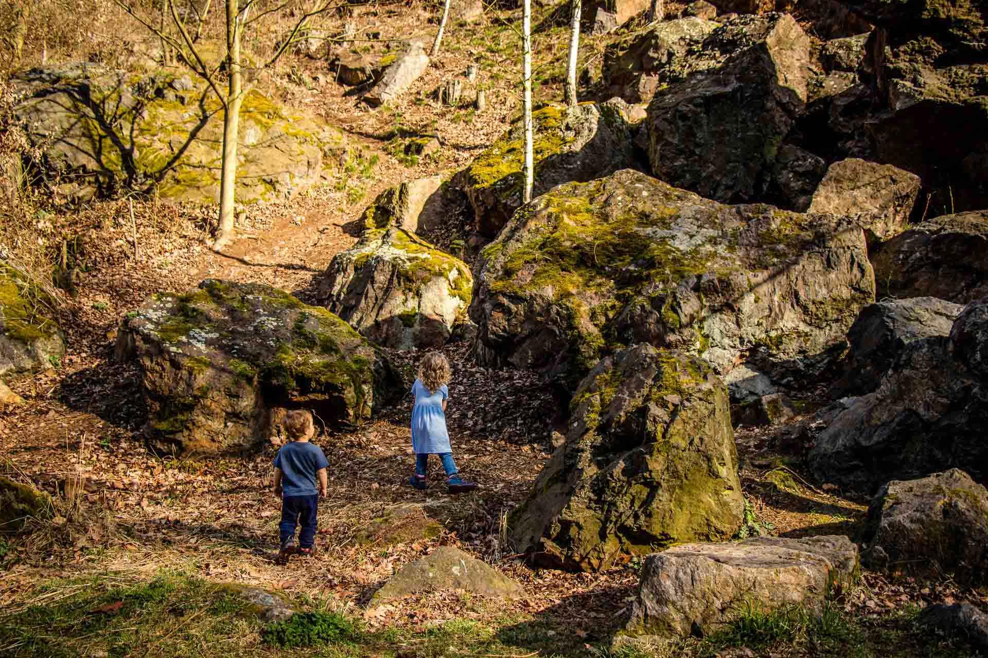 Divoka Sarka - Prague Family Friendly Walks
