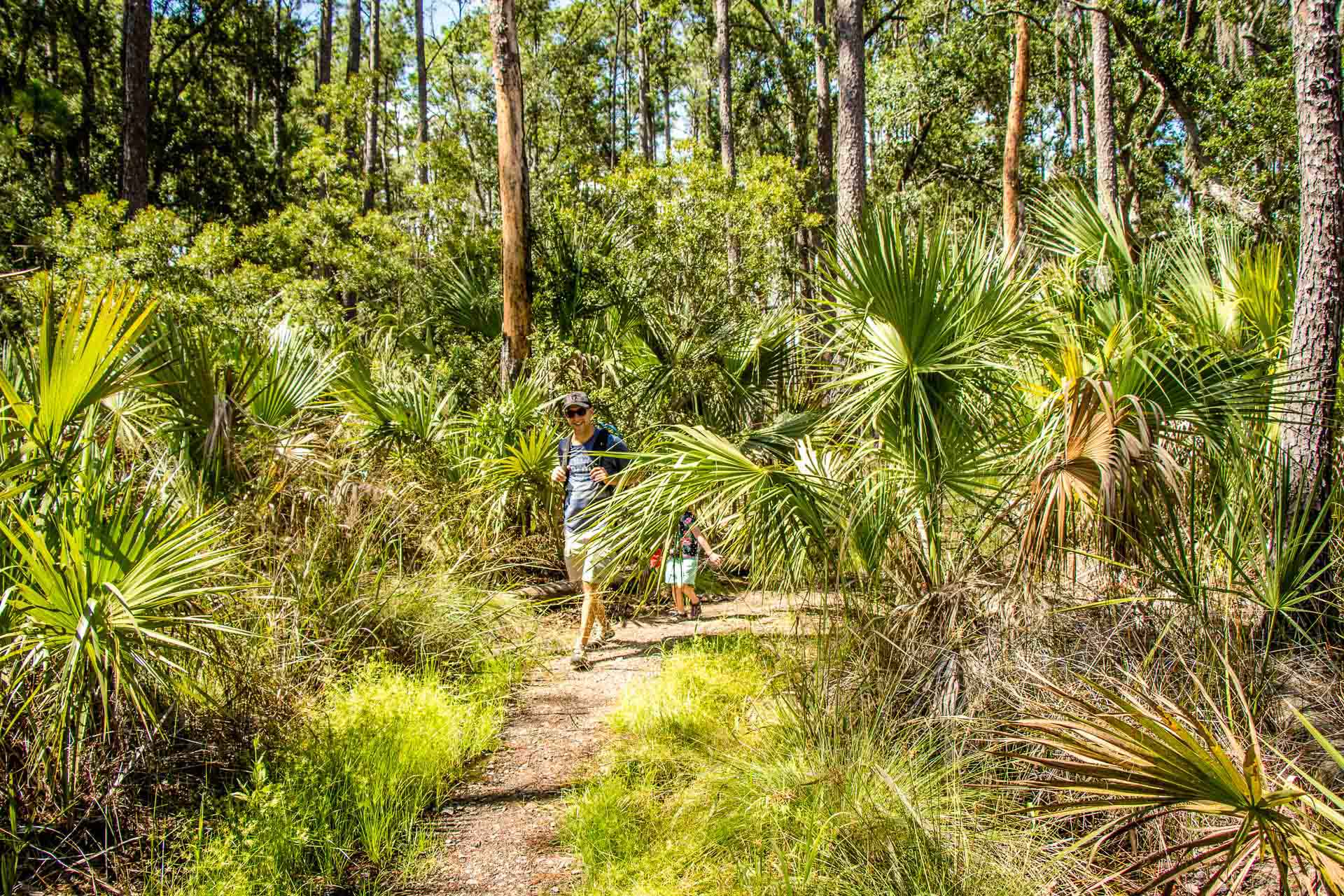 Family Can Travel - 2 Days in Savannah with Kids - Hiking Skidaway State Park