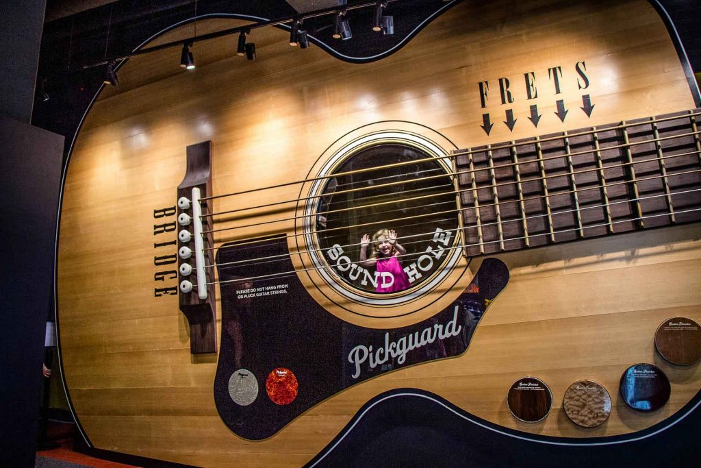 southern usa family road trip - Nashville, TN - Country Music Hall of Fame