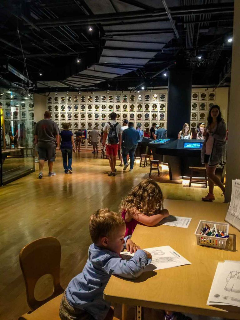 Family Can Travel - A Day in Nashville with Kids - Kid Friendly Activities at the Country Music Hall of Fame