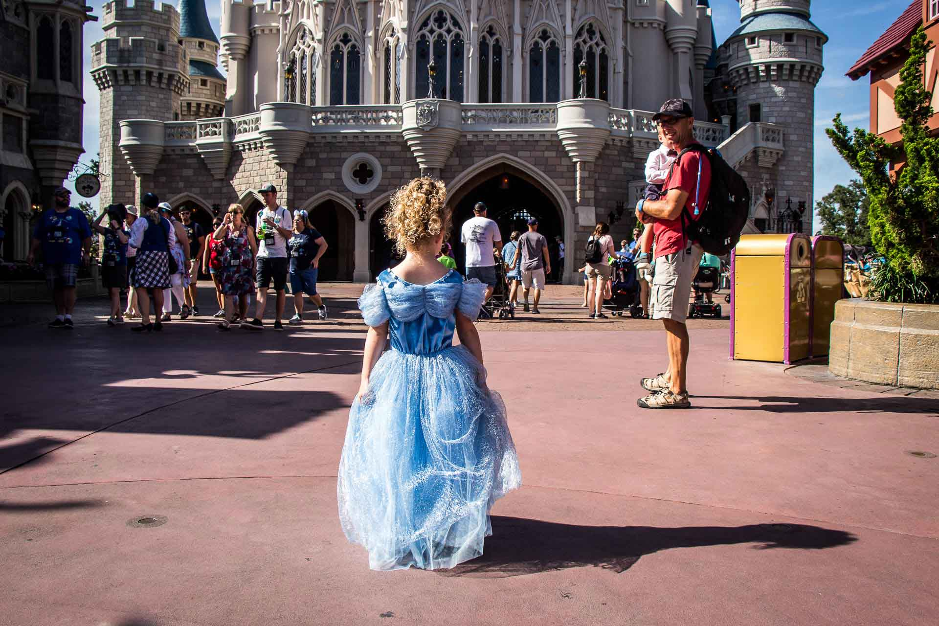 Family Can Travel - Things I Did't Know about Visiting Magic Kingdom Orlando - How to Get Reservation at Cinderella's Royal Table