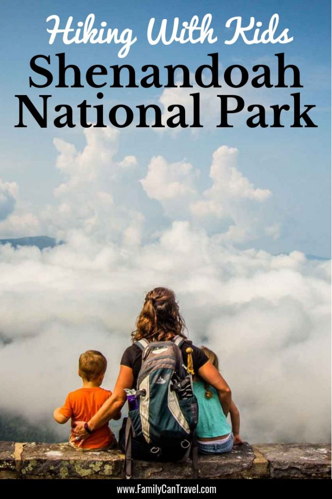 Hiking with Kids in Shenandoah National Park. Here are 6 hikes you can do with kids in Shenandoah! #shenandoah #virginia #hikingwithkids | US National Parks | Shenandoah National Park with Kids | Hiking with Kids | Travel with kids | Things to Do | Best Family Hikes