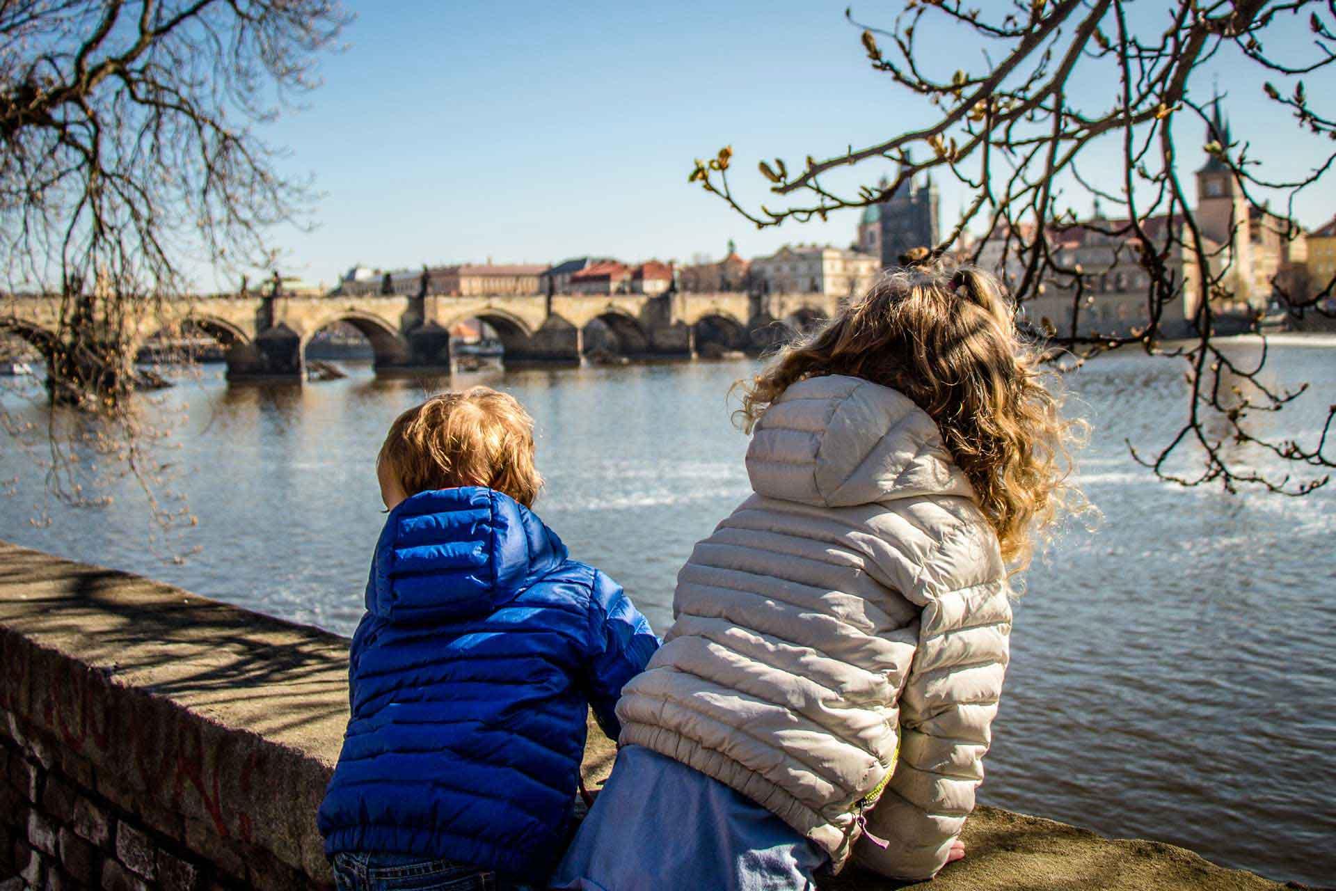 Kampa Island - Prague Family Friendly Walks
