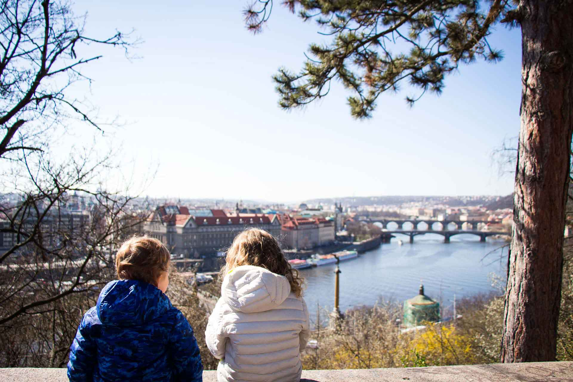 Letna Park - Prague Family Friendly Walks