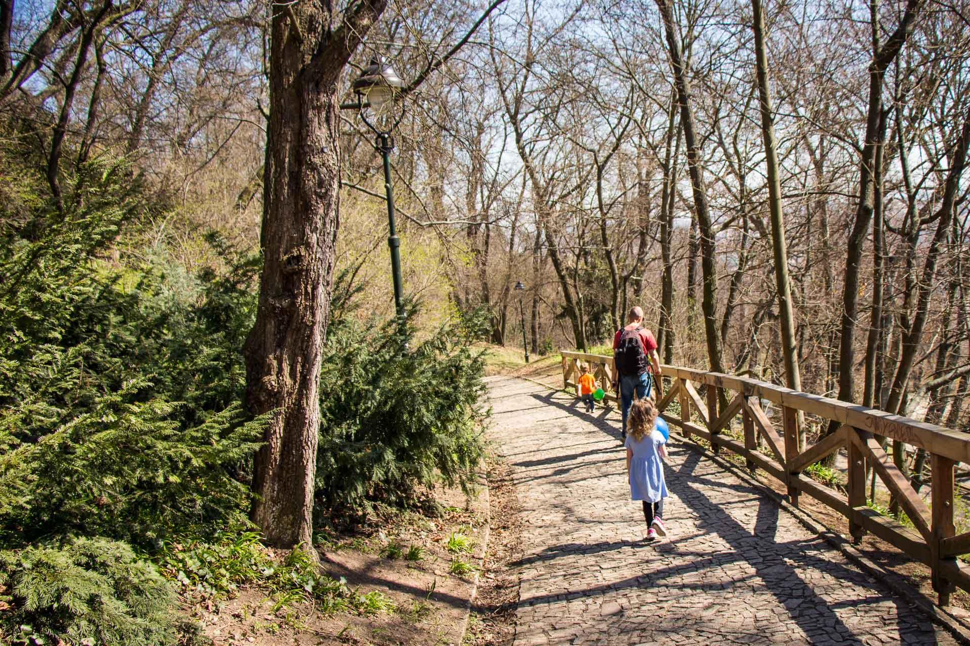 Petrin Park - Prague Family Friendly Walks