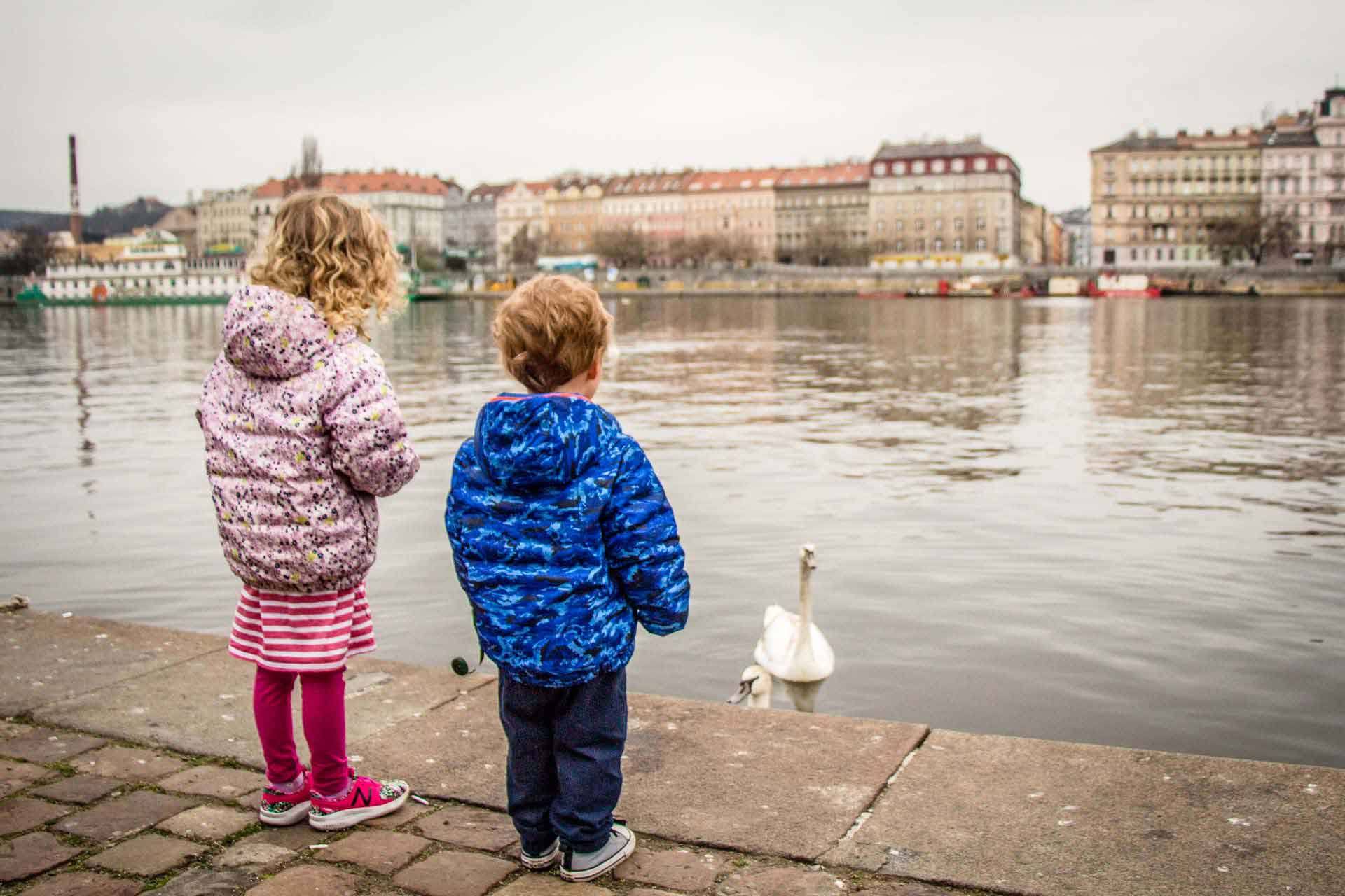 Prague with Kids - City Walks