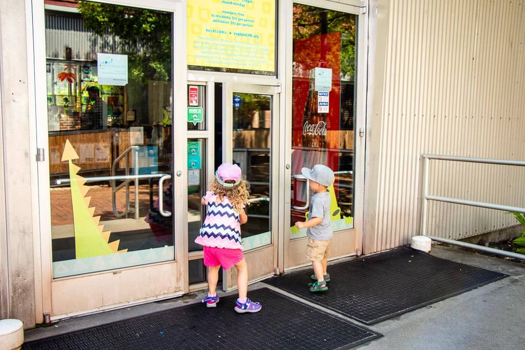 where to go with kids in Charleston