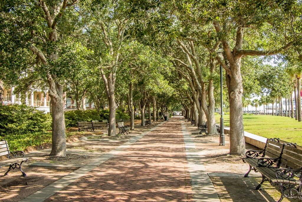 where to go in Charleston with kids