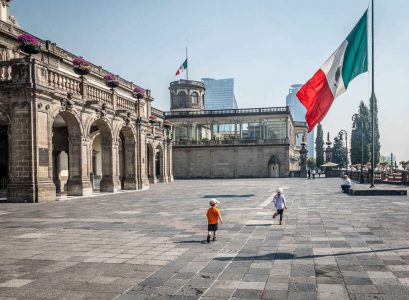 Castillo de Chapultepec - Mexico City with Kids