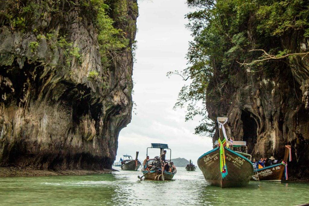 Hong Island Lagoon Thailand