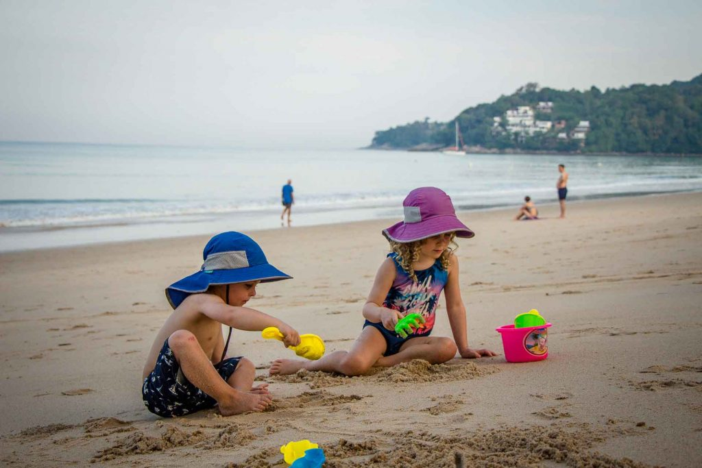 Kamala Beach Phuket Thailand with Kids (1)