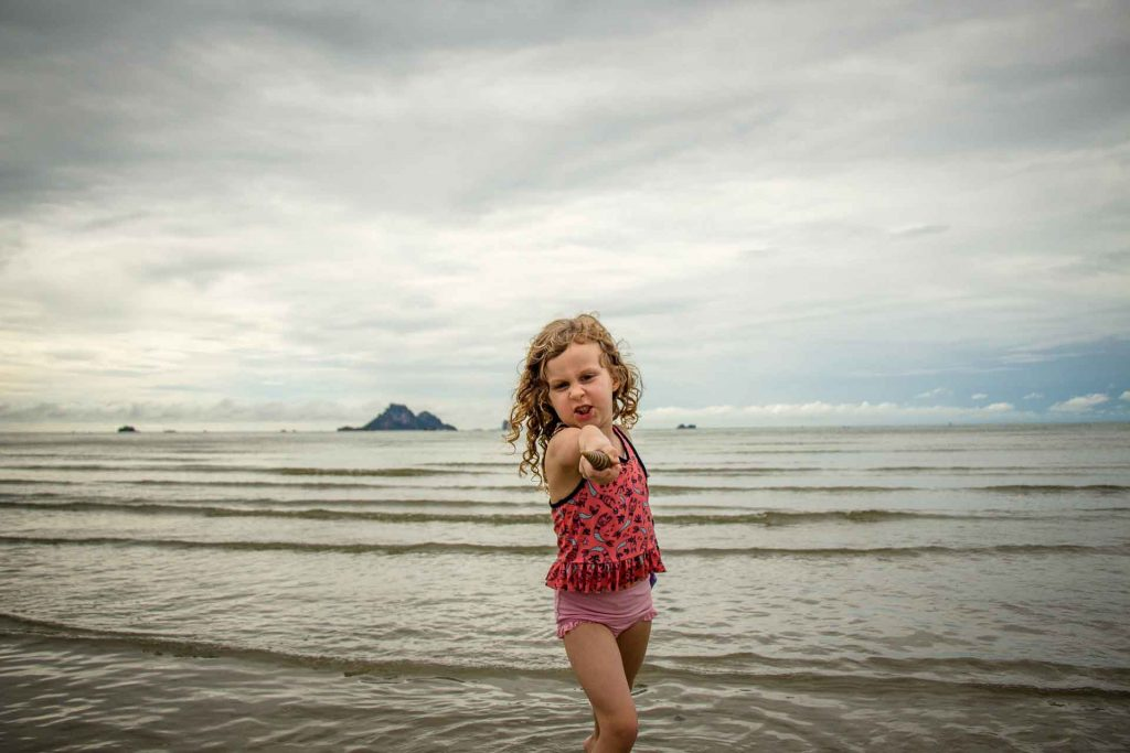 Family Friendly Noppharat Thara Beach Ao Nang Thailand
