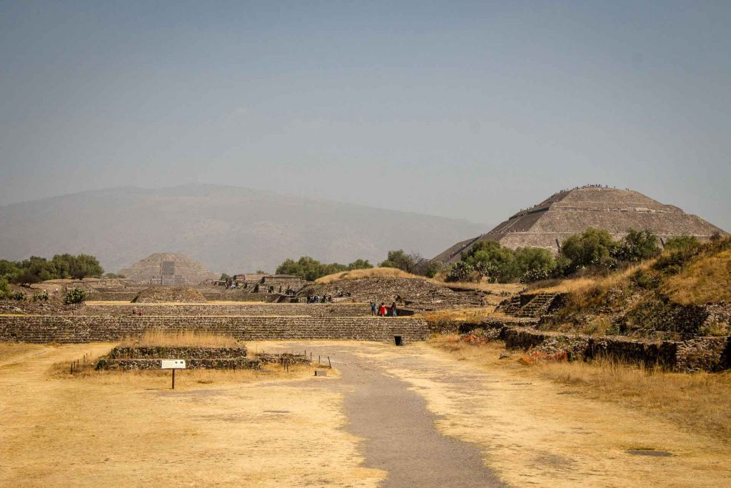 Teotihuacan Pyramids - Mexico City with Kids