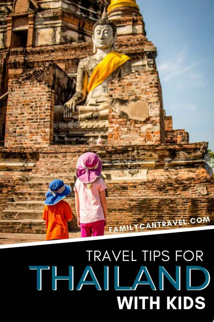 Travel tips for Thailand with kids. Read this before you go! We have tips on how to get around, eating and much more! #thailand #thailandwithkids #thailanditinerary #chiangmai #thailandbeaches