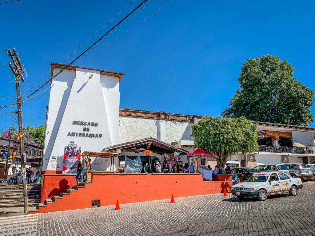 Artisan Market in Valle de Bravo Mexico