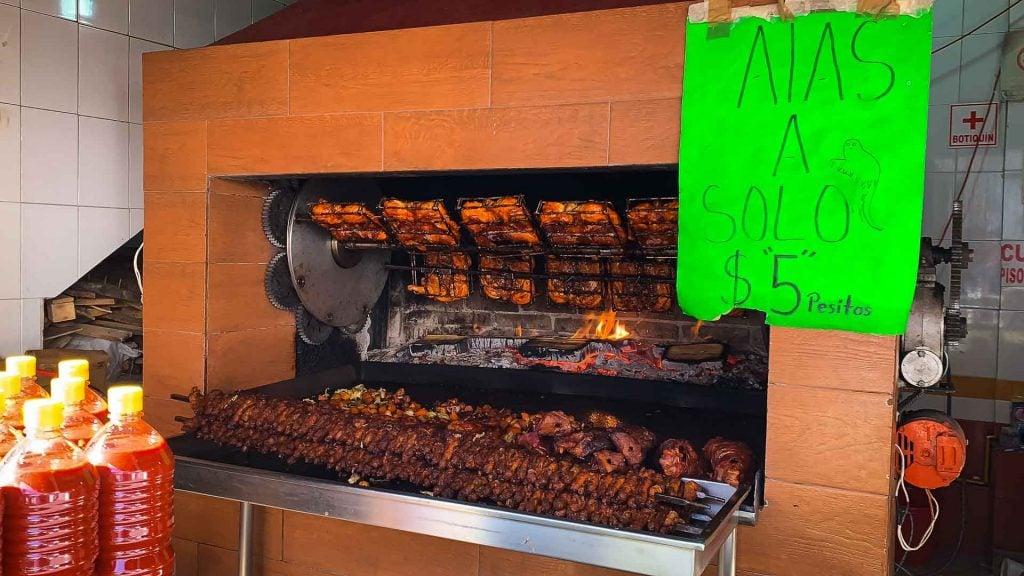 Valle de Bravo Restaurants