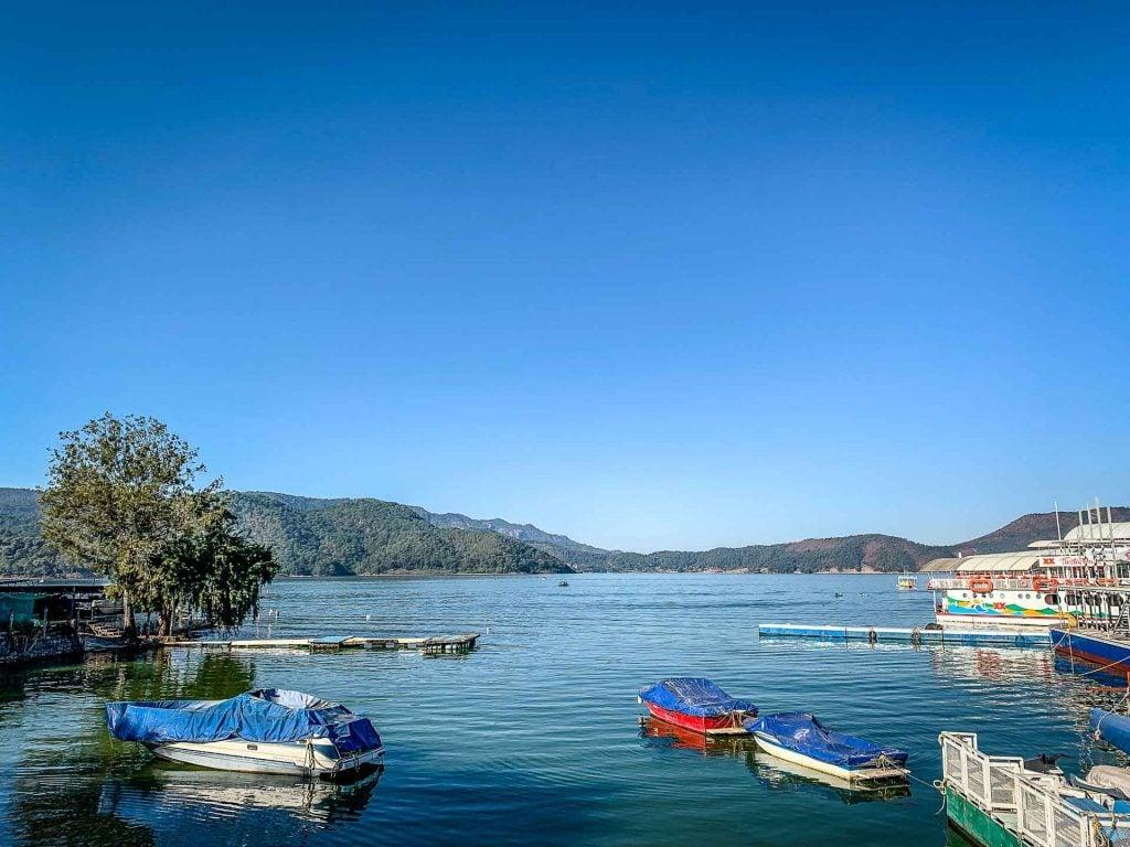 Lake Avandaro in Valle de Bravo