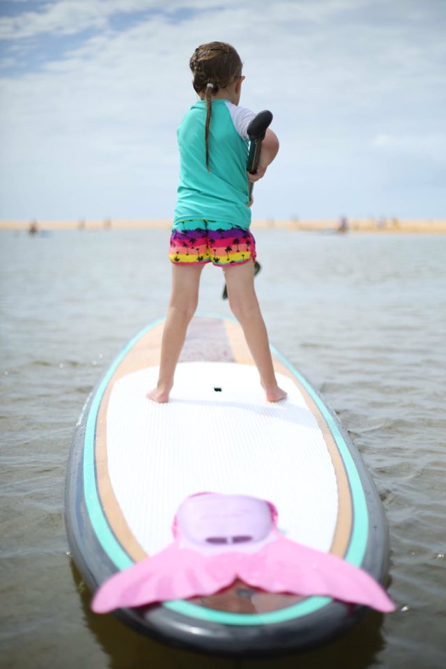 SUP with Kids in Australia