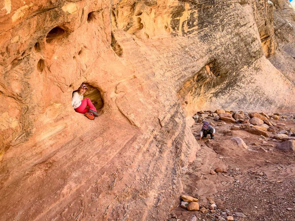 capitol reef national park best hikes for kids