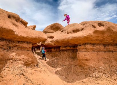 Goblin Valley State Park with Kids