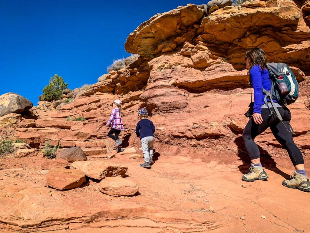 things to do in Capitol Reef National Park with Kids