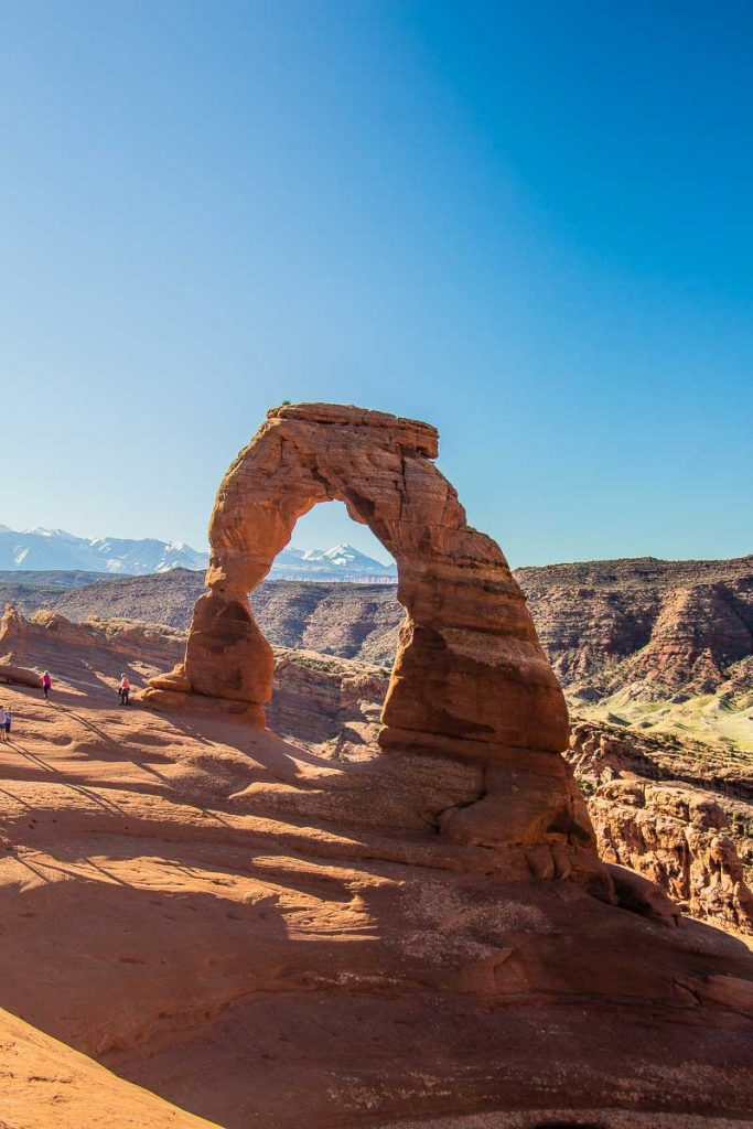 Delicate Arch Image