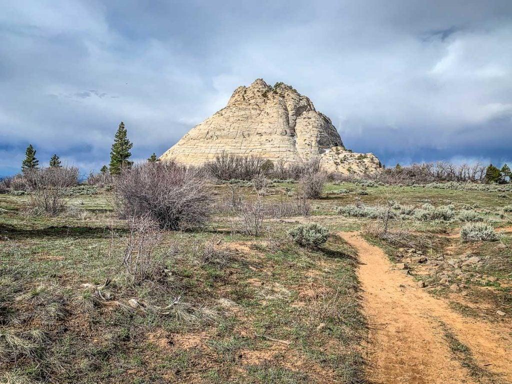 Image of Pine Valley Peak