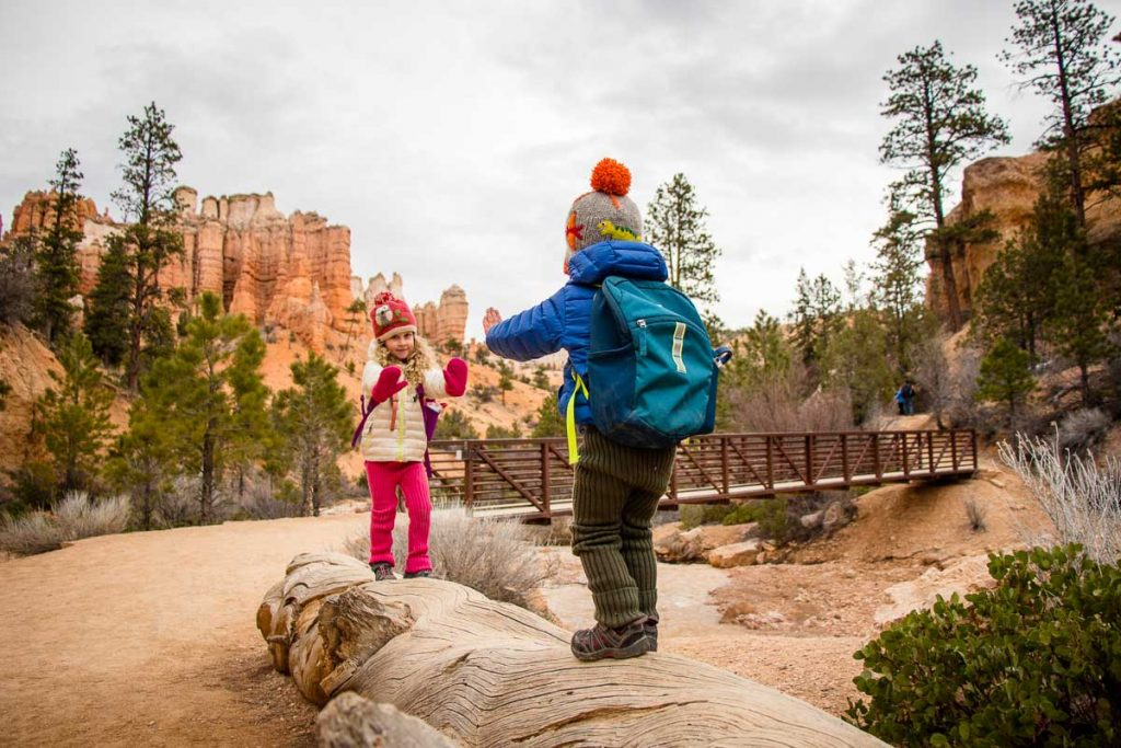 Bryce Canyon National Park easy hikes