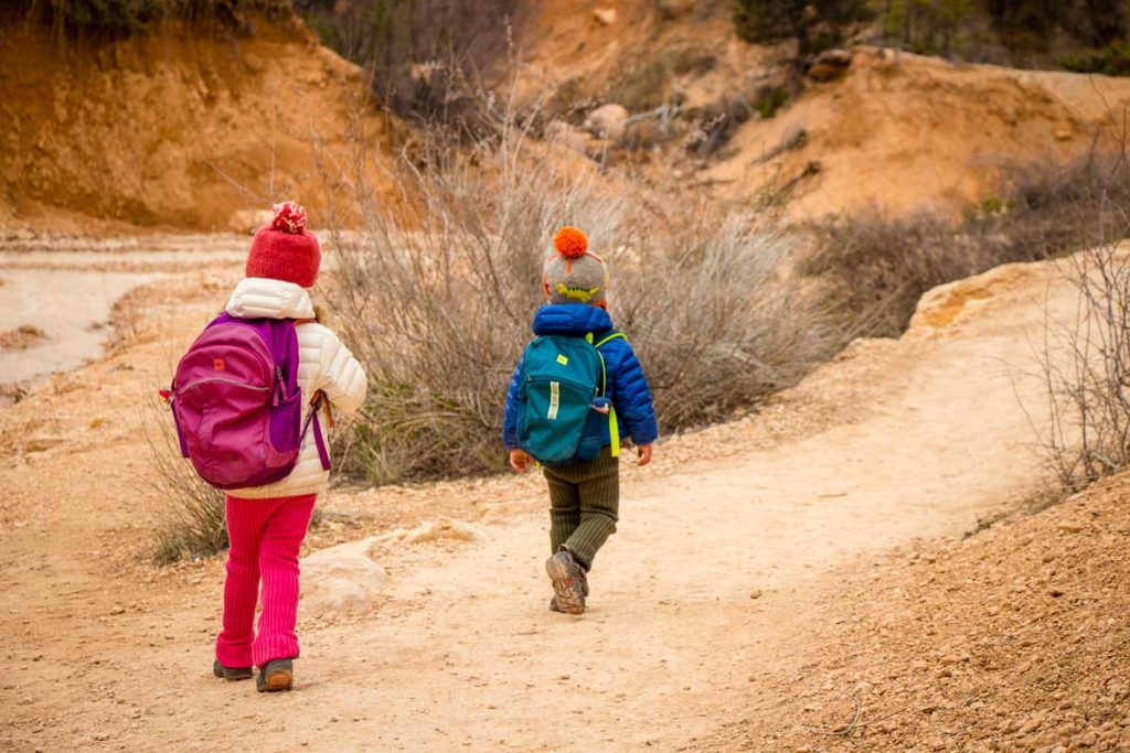 easy hikes in Bryce Canyon National Park
